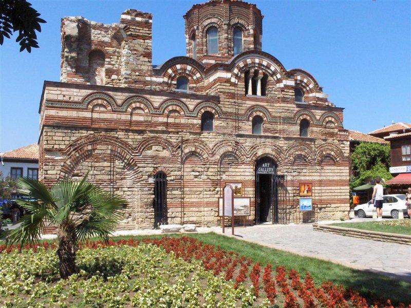 nesebar-Church