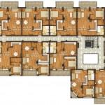 етаж 1 +280