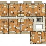 етаж 2 +560
