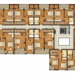 етаж 3 +840