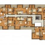 етаж 4 +1140