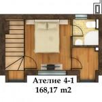 етаж 5 +1420